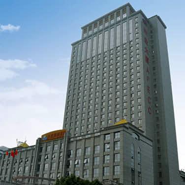 安徽外经大厦AFECC
